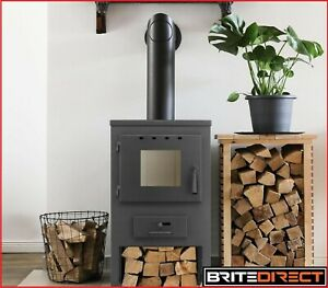 Blist Multifuel Fireplace Freestanding Wood burner Stove Log Burner best price