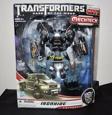 TransFormers Movie Leader Class IronHide 2011 GMC Pick Up Truck TLK Titans CHUG