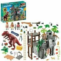 Playmobil 9429 Hidden Temple with T-Rex