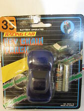 RACING CAR KEY CHAIN TORCH - BATTERY OPERATED