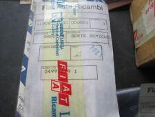 5880764 SERIE BRONZINE ALBERO MOTORE FIAT UNO/PANDA