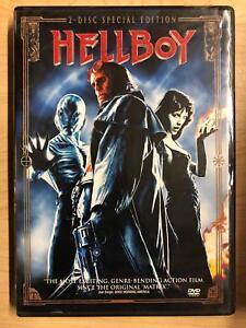Hellboy (DVD, 2004) - E1216