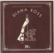 DIANA ROSS - LADY SINGS THE BLUES..CD MADE IN JAPAN