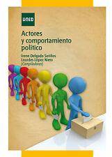 UNED Actores y comportamiento político, eBook, 2011
