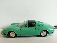 NOREV JET CAR FERRARI 246 GTS SCALA 1/43