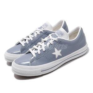 Converse One Star HanByeol OX Grey White Men Women Unisex Casual Shoes 168133C