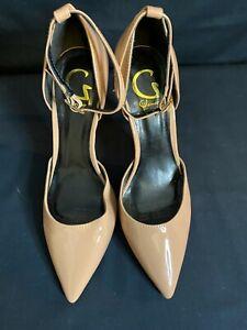 "Glamour ""Yuki"" Patent Leather Stiletto Heels"