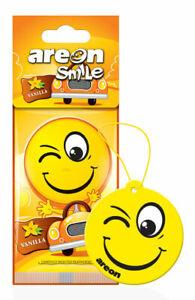 Areon Smile Vanilla Car Freshener