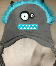 Joe Boxers One Size Fits Most Monster Skully Hat. Winter Weather Kids
