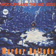 Nick Cave & The Bad Seeds - Murder Ballads (Vinyl 2LP - 1995 - EU - Reissue)