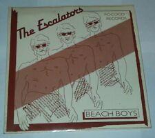 The Escalators ' Beach Boys/ Ford Escort ' 1985 UK 7