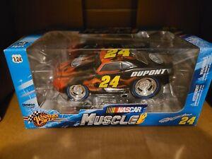 2008 Jeff Gordon #24 DuPont 1:24 NASCAR Muscle Winner's Circle Die-Cast MIB