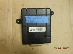 1992 Geo Tracker BCM (brake control module). PLEASE READ ENTIRE DESCRIPTION.