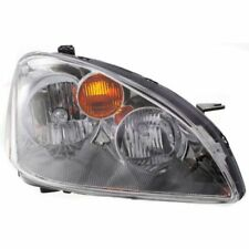 For Altima 02-04, Passenger Side Headlight, Clear Lens