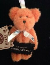"Boyds Bears ""Boo"" Hershey Exclusive- 3.75"" Bear Ornament- #94234He- New"