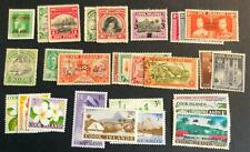 Cook Islands small collection, almost all mint, CV over $54