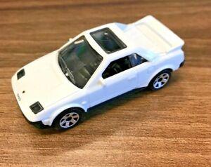 Matchbox '84 Toyota MR2 #014 MBX '21 Series White Driver Side Loose VHTF! 2021