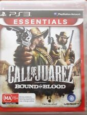 Call of Juarez: Bound in Blood (Microsoft Xbox 360, 2009)