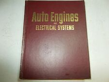 1970 MOTOR'S AUTO ENGINES & ELECTRICAL SYSTEMS BOOK 69 68 67