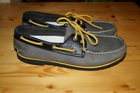 SPERRY TOP-SIDER 2 EYE LEATHER CASUAL BOAT SHOES MENS SIZE 11 M
