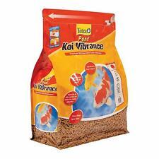 New listing TetraPond Koi Vibrance Premium Nutrition with Color Enhancers 2.42-Pound