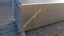 Gerüst Gerüstbau Holzböden Kompatible Alu-Leiter 3,00 m Gerüst NEU Plettac Typ