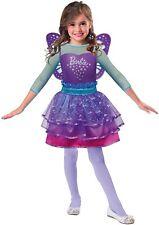 Déguisement Barbie Fée Arc-en-ciel 5/7 Ans  Robe avec ailes