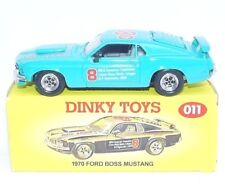 Matchbox Dinky Toys 1:43 FORD BOSS MUSTANG 429 FASTBACK Model Car Code-2 011 MIB