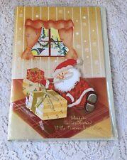 Spanish Christmas Card Felicidades en Esta Navidad y un Prospero Ano Nuevo