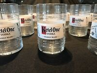 12 Set of KETEL ONE VODKA-LIMITED EDITION, Bloody Mary Recipe Glasses-12 glasses