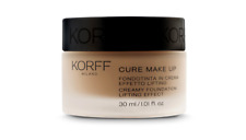 Korff Foundation CREAM LIFTING EFFECT 05 Cure Makeup Creamy Foundation 30 ml