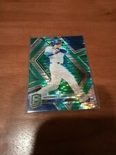 Anthony Rizzo 2019 Panini Spectra Green Pulsar #D 3/5 CHICAGO CUBS YANKEES