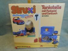 CARRERA STRUXI KINDERBHAN TANKSTELLE  MADE IN GERMANY 10630
