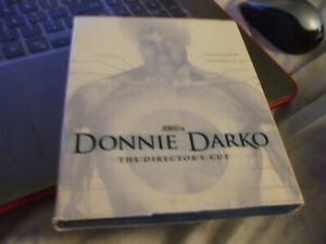 Donnie Darko: The Directors Cut (Blu-ray Disc, 2011, 4-Disc Set Slip Cover