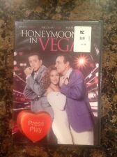 Honeymoon in Vegas (DVD, 2009, Wedding Faceplate Checkpoint Sensormatic?NEW