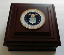 Allied Frame United States Air Force Executive Desktop Box
