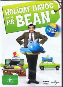 Holiday Havoc With MR BEAN Rowan Atkinson DVD NEW & SEALED Free Post