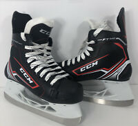 CCM JETSPEED FT340 YT YOUTH HOCKEY SKATES  SIZE 3 - VERY GOOD CONDITION