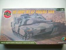 Airfix 07361 US Army M1 A2 Abrams Tank - 1:35