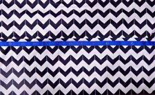 Lululemon Vinyasa Scarf Luon Light Arrow Chevron White Black Black Blue Infinity