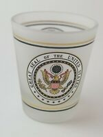 Patriotic DC Shot Glass Great Seal of the United States Of America USA Eagle