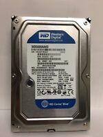 """Western Digital WD WD5000AAKS, 7200RPM, 500GB SATA 3.5"""" HDD HARD DRIVE"""