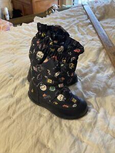 Bibi Baby Girl Snow Boots