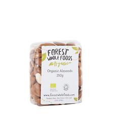Biologique Naturel Amandes 250g - Forest Whole Foods