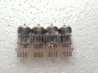 4x Rare Premium 6N1P ~ 6DJ8 ~ ECC88 MELZ Vintage Vacuum Tubes / NEW / Tested!