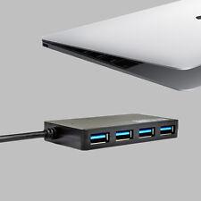 USB 3.1 Type C USB 3.0 Multiple 4 Port Hub Adapter For PC Laptop Tablet Macbook