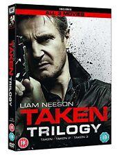 Taken/Taken 2/Taken 3 [DVD][Region 2]