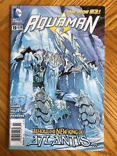 Aquaman 19 1st King Nereus Movie NEWSSTAND VARIANT EDITION New 52 DC COMICS NM