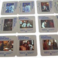 Lean on Me 1988 35mm transparency press kit slides lot of (20) Morgan Freeman