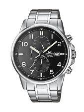 Orologi da polso analogico con cronografo acciaio inossidabile